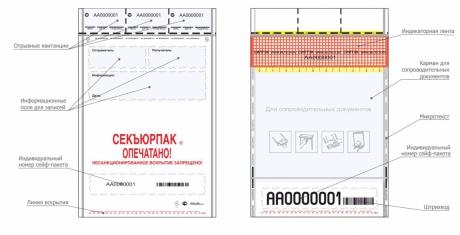 Секъюрпак®-С формат А3 (335*460+35мм), 70 мкм