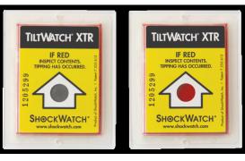 Индикатор наклона груза TiltWatch® - ТилтВотч