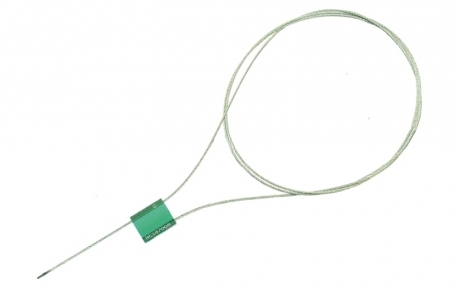 Тросовая пломба Малтилок диаметр 1.5 мм, длина 1500 мм