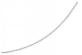 Проволока пломбировочная витая ПР-С 0,65мм, 600м